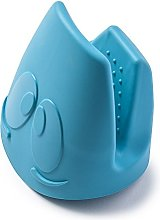 Zeal Mini Mitt Pot Holder, Silicone, Aqua Blue,