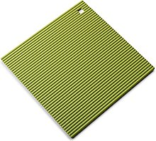 Zeal Silicone Heat Resistant Non-Slip Trivet, Lime