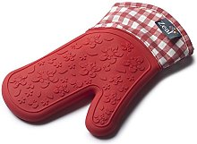 Zeal Silicone Heavy Duty Single Oven Mitt Glove,