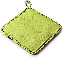 Zeal Silicone Hot Mat and Pot Holder Script,
