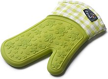 Zeal V104L Silicone Heavy Duty Single Oven Mitt