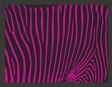 Zebra Pattern 270cm x 350cm Wallpaper East Urban