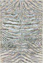 Zebra Print Rug - 120x170cm