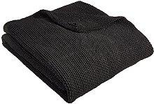 Zebra Textile 35323 Sofahusse Elastic Z51–Black