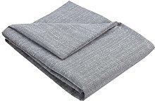 Zebra Textile 43595 Sofaüberwürf Beret-Gray - 1