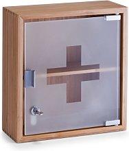 Zeller 13594 Medicine Cabinet 29x12x31 cm Bamboo