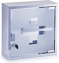 Zeller 18110 Medicine Cabinet Stainless Steel 30 x