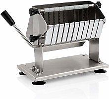 Zelsius   Sausage Slicer   Stainless Steel  