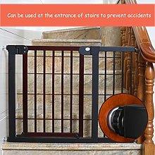 ZEMIN Punch Free Baby Safety Gates,Balcony