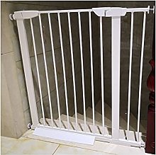 ZEMIN Punch Free Baby Safety Gates, Heightened