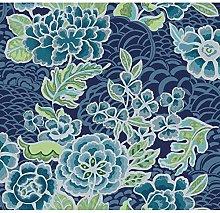 Zen Garden Adhesive Wallpaper