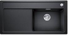 Zenar Single Bowl Inset Kitchen Sink Blanco