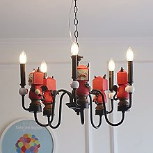 Zenghh Angels and Demons Chandelier for Infant Kid