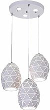 Zenghh Continental Simplicity Geometric Chandelier