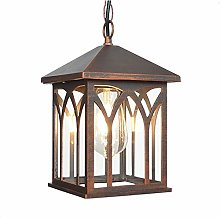 Zenghh Industrial Exterior Hanging Lamp, Entrance