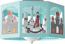 Zenghh Nutcracker Ceiling Light Fairytale Castle