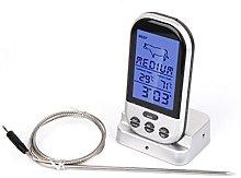 Zengkei Digital Meat Thermometer, Wireless BBQ