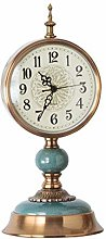 ZENGZHIJIE wall clocks Ceramic/Metal Clock/Retro