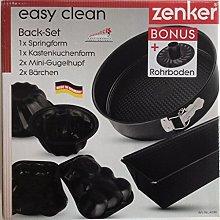 Zenker 4199Bakeware Set (7Pieces)