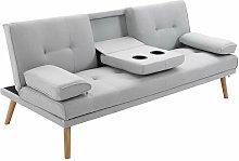Zenobia 3 Seater Clic Clac Sofa Bed Mikado Living