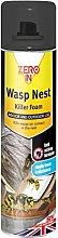 Zero In Wasp Nest Killer Foam (Indoor and Outdoor