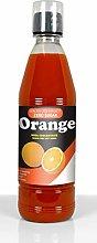 Zero Orange Soft Drink Concentrate - Sugar Free