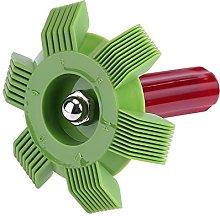 Zerodis AC Evaporator Condenser Radiator Coil Fin