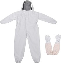 Zerodis Beekeeping Suit with Long Gloves