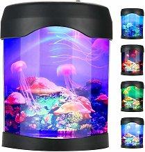 Zerodis Mini Aquarium Light USB Aquarium Mood