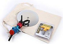 Zerodis Painting Nozzle Kits Universal Spray Guide