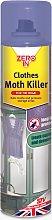 Zeroin Clothes Moth Killer Spray