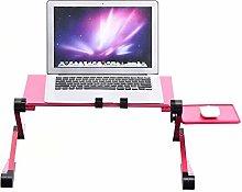 Zerone Adjustable Laptop Stand, Foldable Laptop