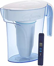 ZeroWater ZP-006-4, 6 Cup Water Filter Pitcher