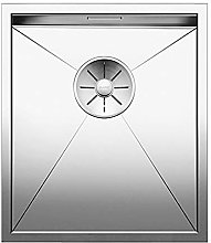 Zerox Kitchen Sink, Silver, 521583