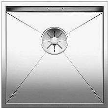 Zerox Kitchen Sink, Silver, 521584