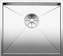 Zerox Kitchen Sink, Silver, 521586