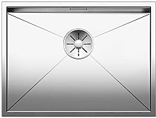 Zerox Kitchen Sink, Silver, 521590