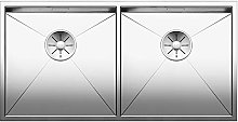 Zerox Kitchen Sink, Silver, 521620