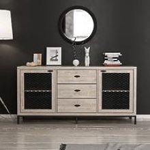 Zeus Multiuse Cabinet - with Doors, Shelves,