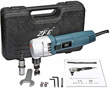 ZFE 380W Metal Nibbler for Cutting Stainless Steel