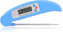 ZFFLYH Digital Meat Thermometer, Folding Probe