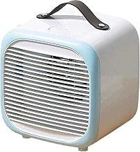 ZFFSC Desktop fan OU Mini Air Conditioner Cooler