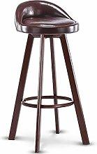 Zfggd bar stool Barstools High Stool| Imitation