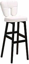 Zfggd bar stool KTV Cashier Chair High Back Bar