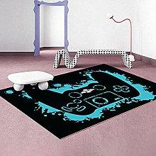 ZFGJ Carpet Bedroom Area Living Room Baby Game Mat