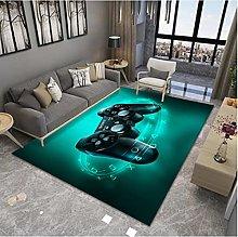 ZFGJ Carpet Crystal Velvet Non-Slip Home Area