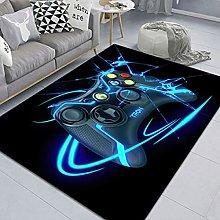ZFGJ Carpet Home Area Modern Game Handle Kitchen