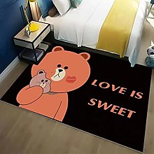 ZFGJ Carpet Home Children'S Room Creative