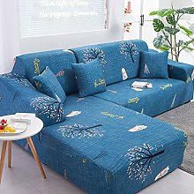 ZFHNYJWKL Stretch Sofa Covers for 1/2/3/4 Cushion