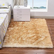 ZFHUAFENG Area Rugs Soft Living Room Anti Slip